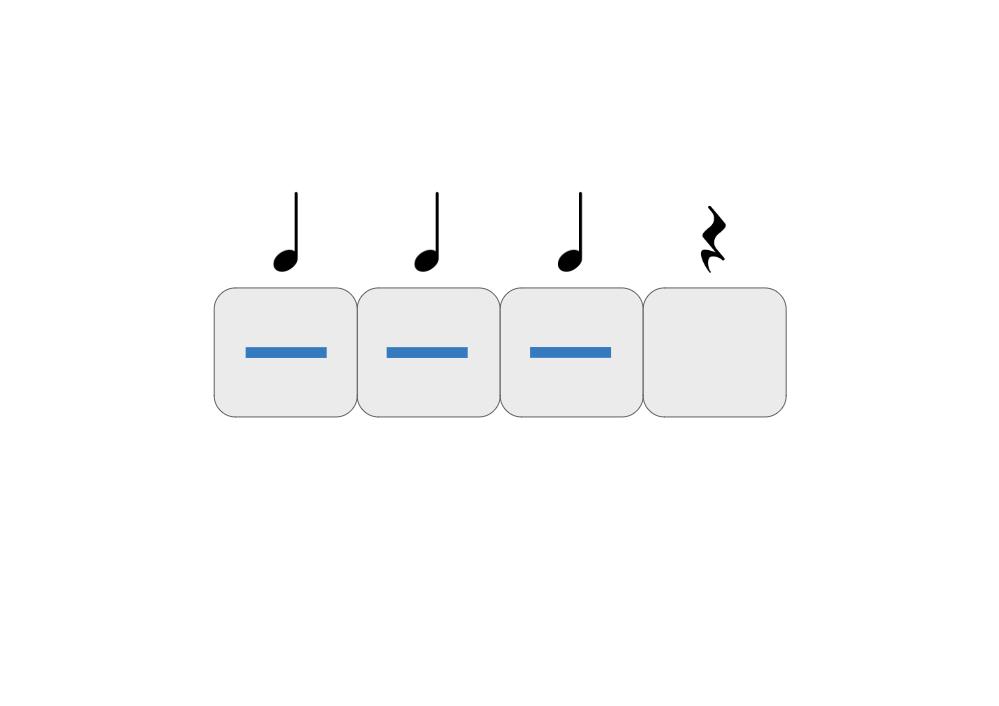 afbeelding (noten lezen) uit de muziekmethode van basisschoolmuziek.nl